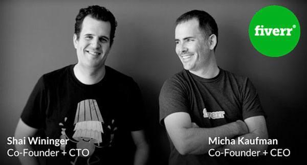 Micha Kaufman แชร์แนวคิดจุดเริ่มต้นความสำเร็จของ Fiverr ตลาดออนไลน์สำหรับฟรีแลนซ์