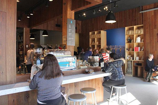 Blue Bottle Coffee หรือนี่จะเป็น Apple แห่งวงการกาแฟ
