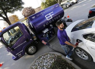 Uber for gas, Booster Fuels สตาร์ทอัพแนวคิดชีวิตไร้ปั๊มน้ำมัน