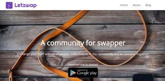 บทเรียนที่ผมได้รับจากการทำ Startup ตัวแรกนาม Letzwap