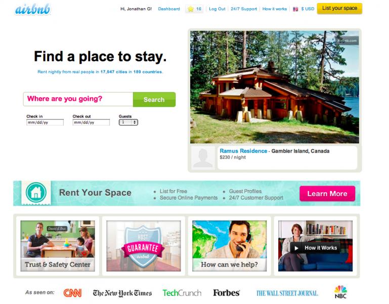 airbnb host gurantee